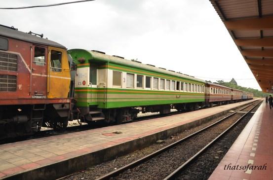 Sg Golok Train Station