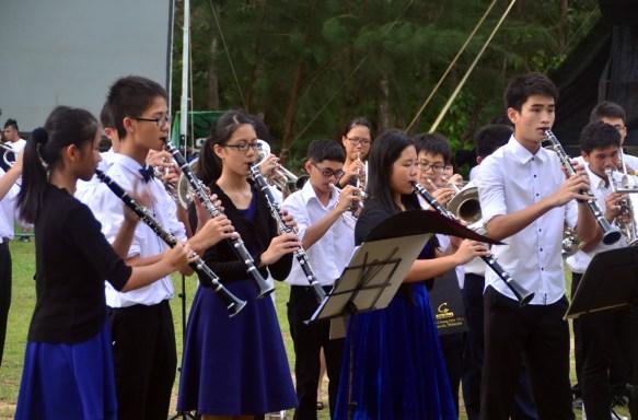 Chung Hua Miri Brass Band