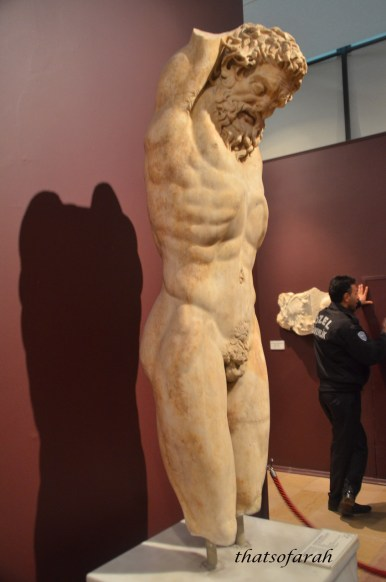 Statue of Marsyas