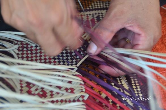 Weaving Terengganu
