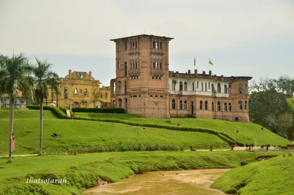 Kellie's Castle - Day Trip by ETS
