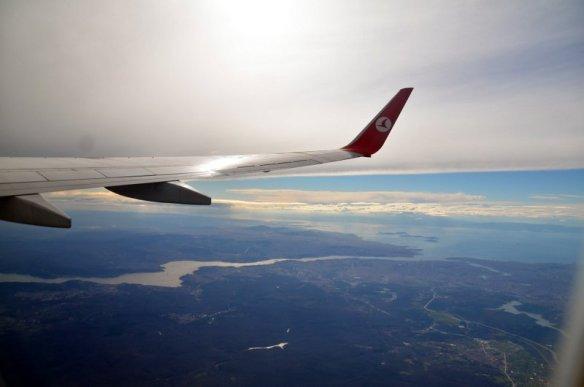 Turkish Airlines to Sanliurfa