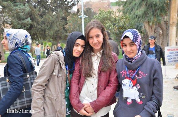 Diyarbakir Girls I met in Urfa