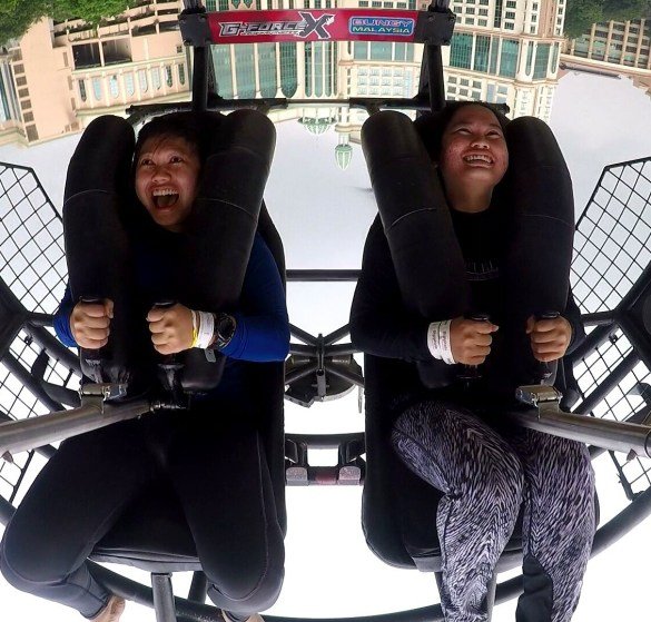 G Force Ride