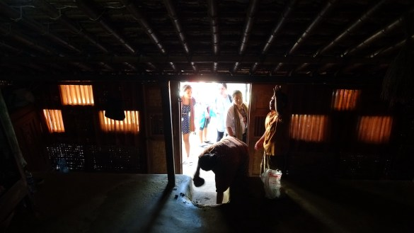 Sasak Sade interior