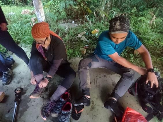 Hiking Gunung Murud