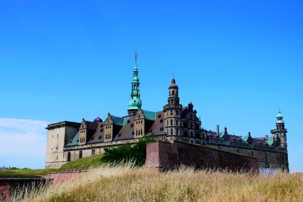 Experiencing Hamlet's Elsinore at Kronborg Castle, Helsingør
