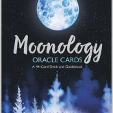 picture of the Moonology Oracle Deck box