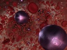 Respirocyte nanotechnology