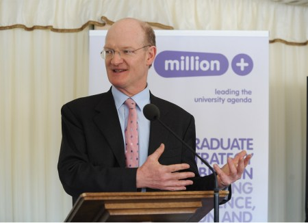 David Willetts, UK Science Minister