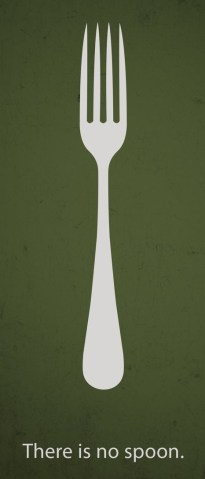 There is No Spoon edit