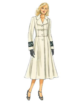 Butterick Pattern to make an inspired version