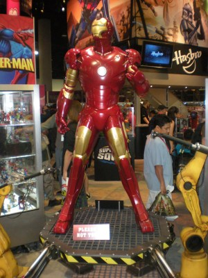 ComicCon09-IronMan