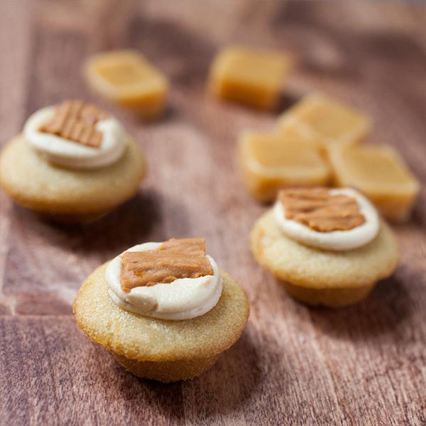 gluten-free-caramel cupcake