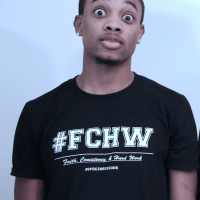 Spoken Reasons #FCHW Shirts [video]