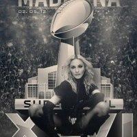 Madonna's Superbowl Half Time Show [video]