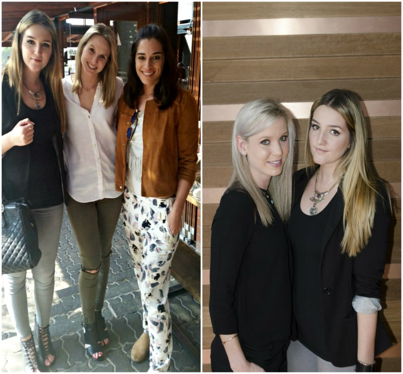 The Lovely Ladies of Stylista   Was lovely catching up with the gorgeous Amber from Dare to Blair