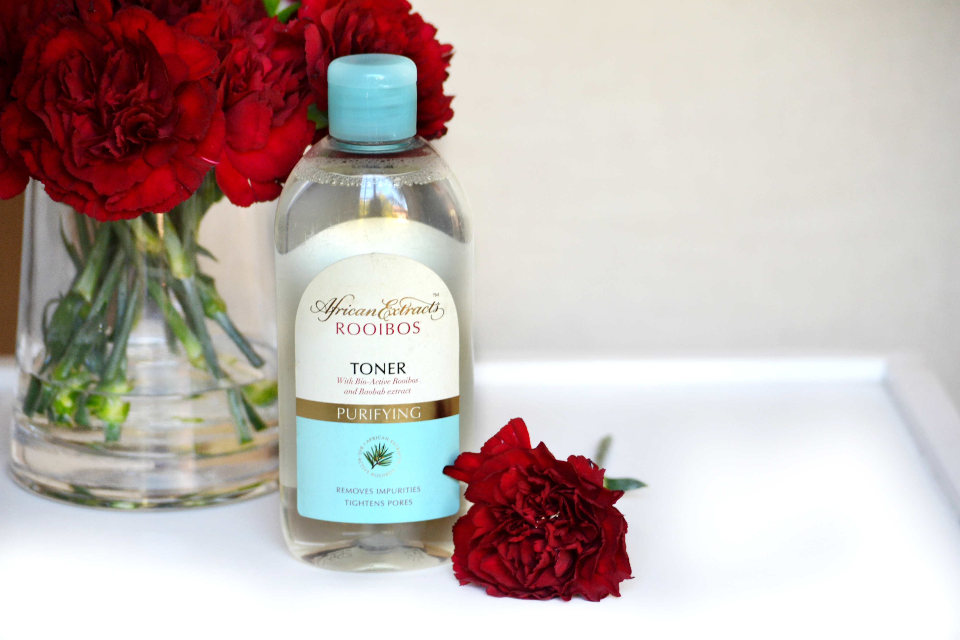 African Extracts Toner