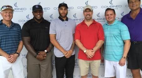Combined Insurance Golf Outing Raises $20,000 to Benefit The Jason McKie Foundation