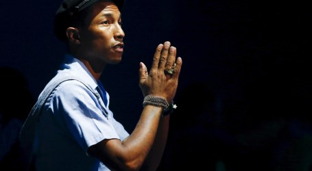 Pharrell Williams Talks Replacing 'God' With 'Universe' to Reach Unbelievers