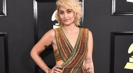 Paris Jackson Signed By Top Modeling Agency