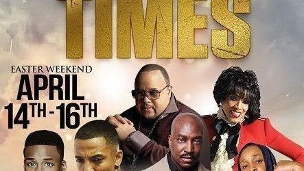 """T.J. Hemphill's Powerful Stage Play """"Perilous Times"""" Starring Vickie Winnans, Fred Hammond And Others Comes To Brooklyn's Kings Theater"""
