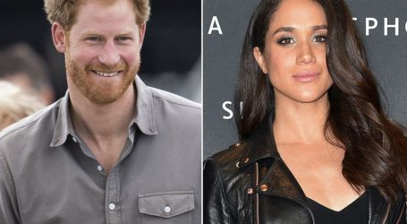 Prince Harry 'thrilled' to marry girlfriend Meghan Markle next year