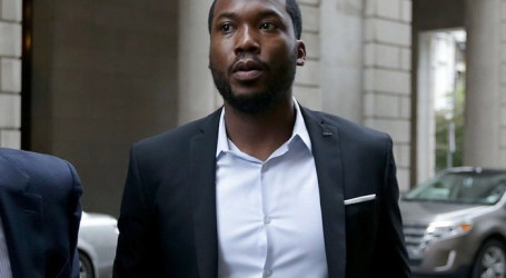 Meek Mill's Jail Sentence Shows How Easily The System Ruins Black Men