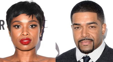 Jennifer Hudson Says David Otunga is Ruining Her Career By Leaking False Stories