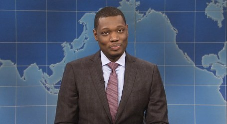 Michael Che Just Became the First Black Co-Head Writer on 'SNL'