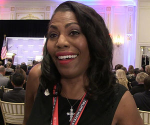 Omarosa Goes From White House to Cast of 'Celebrity Big Brother'