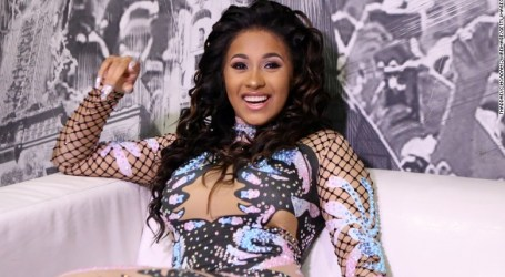 Cardi B Ties Beyonce With Four Hits in Top 10 of Hot R&B/Hip-Hop Songs Chart