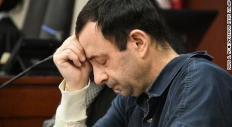 Larry Nassar's Prison Sentence: 'I Just Signed Your Death Warrant'