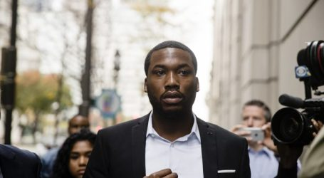 Philly court clerk is fired for asking Meek Mill to pay her son's tuition