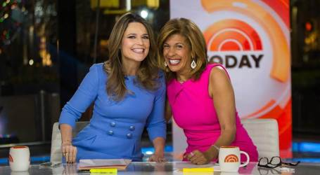 At Long Last, Hoda Kotb Helms the Today Show, Becomes Permanent Co-Host