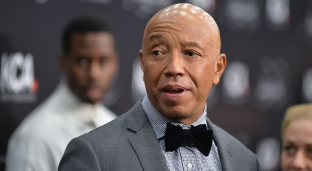 Russell Simmons Puts an End to #NotMe Campaign