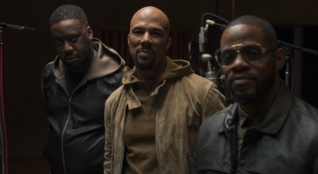 Common, Robert Glasper & Karriem Riggins Announce New Group 'August Greene'