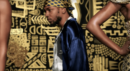 Artist Says Kendrick Lamar Video for 'Black Panther' Song Stole Her Work