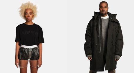 Kanye, Solange Sued for Copyright Infringement