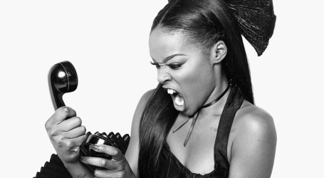 AZEALIA BANKS LANDS $1 MILLION DEAL WITH ENTERTAINMENT ONE
