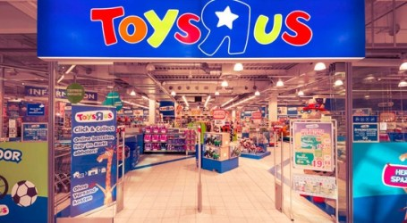 Farewell Toys R Us, We Will Miss You