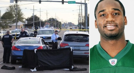 Man gets 30 years for killing of former NFL player Joe McKnight