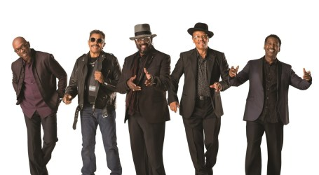 The Temptations Announce New Studio Album, 'All The Time'