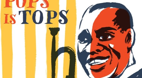 Louis Armstrong's Timeless Verve Records Collected For First Time As New 4CD/Digital Set 'Pops Is Tops: The Verve Studio Albums'