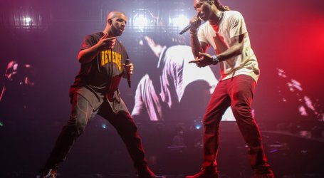 Future Teases Unreleased Drake Collaboration on Snapchat
