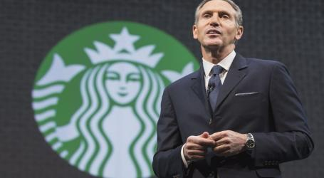 "Starbucks' Howard Schultz ""ashamed"" after controversial arrest of two black men"