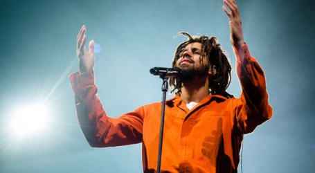 J. Cole's New Album Breaks Streaming Records, Beating Drake
