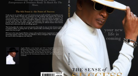PR Guru Angelo Ellerbee Releases New Book & Scented Candles, Summer 2018