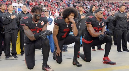 New policy requires on-field players, personnel to stand for anthem