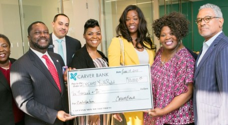 Carver Federal Savings Bank Donates $30,000 To Crown Heights Community Organizations